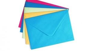 5x7 envelopes