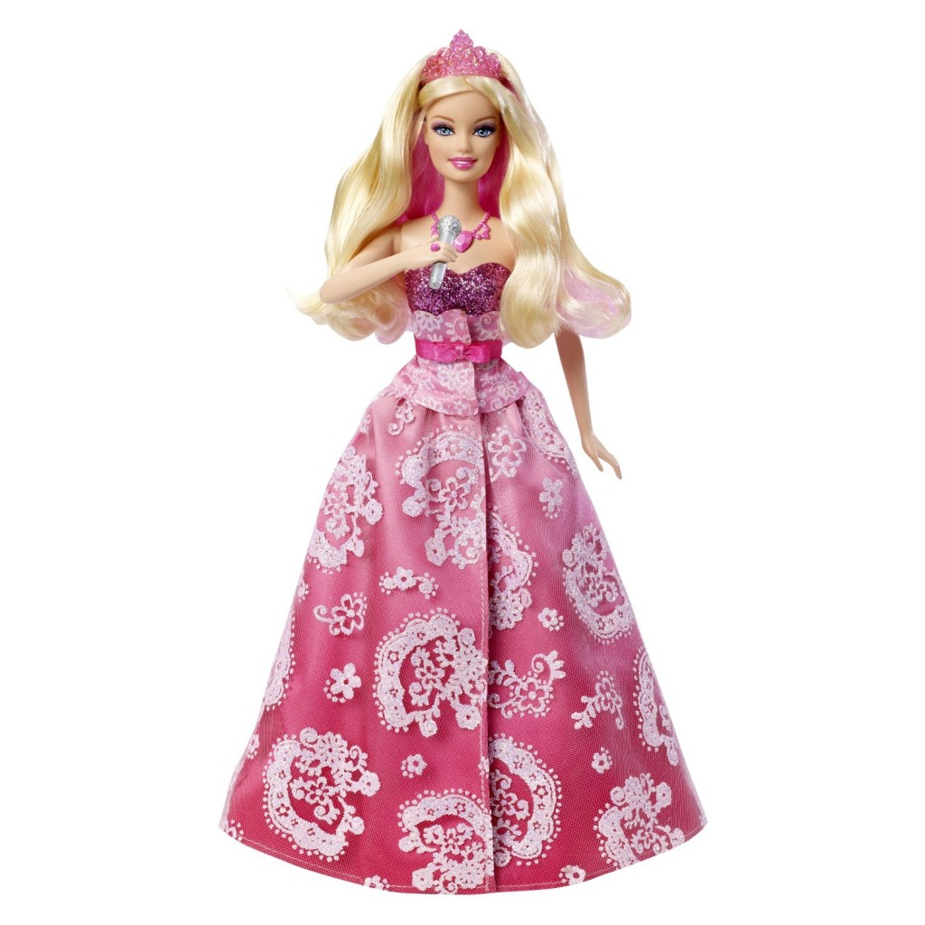 Barbie the princess and the popstar transforming tori doll - Barbie princesses ...