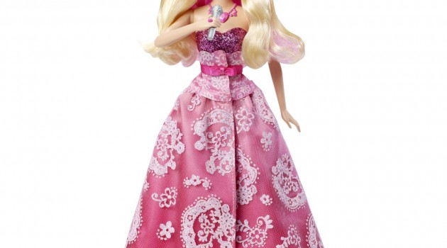 Barbie The Princess and The Popstar Transforming Tori Doll
