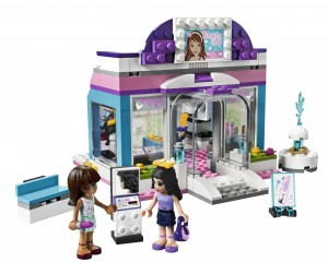 Lego Friends Butterfly Beauty Shop - Legos for Girls