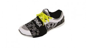 Zumba Carpet Gliders for Sneakers