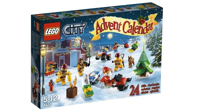 Lego City Advent Calender for 2012