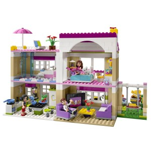 Lego Friends Olivia's House