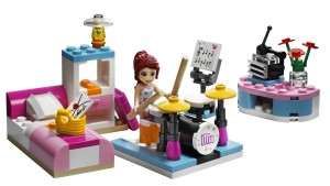 Lego girls - Mia's Bedroom