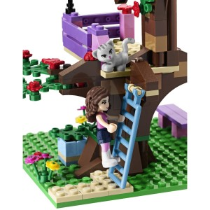 Olivia's Tree House - Legos for girls