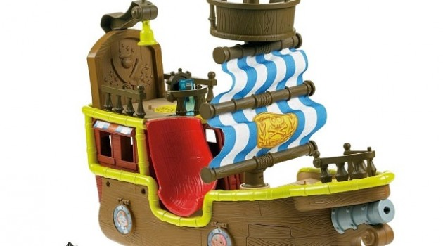 fisher-price pirate ship