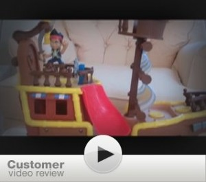 fisher-price pirate ship video review