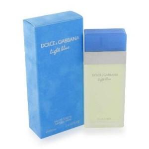 dolce and gabbana light blue for women