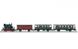Marklin HO train set