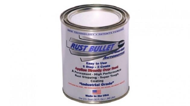 Rust Bullet Silver