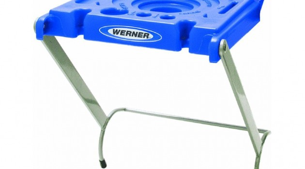 Werner AC24 Multiple purpose ladder tray